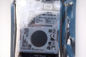 New Dell MPTNJ 0MPTNJ WD3200LPLX 75ZNTT0 320GB 7200RPM 2.5'' SATA HDD