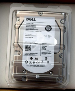 New Dell W374K 0W374K Seagate ST3600057SS 600GB 15000RPM 3.5'' SAS HDD
